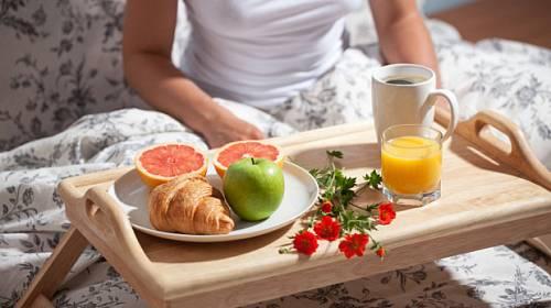 1. díl: Naučte se vybírat potraviny: Snídaně!
