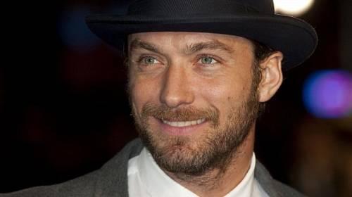 Muž týdne Jude Law, rytíř se čtyřmi dětmi