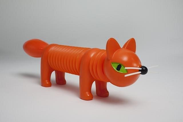 Retro: harmoniková zvířátka