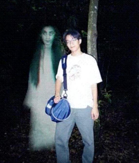 Fikce? Bohužel, tato fotografie byla potvrzena pravostí. Japonský les sebevrahů