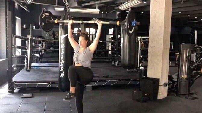 Ashley prý cvičí proto, že chce být zdravá, ne štíhlá.
