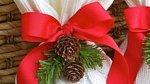 Vánoční balíček ze svetru