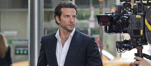 Bradley Cooper: sexy záporák