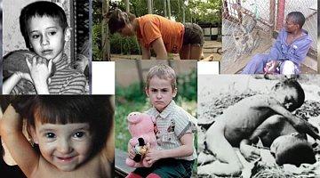 Vlčí děti: Osudy dětí vychovávaných zvířaty