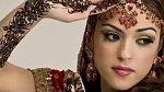 Indie - nádherně nazdobená nevěsta