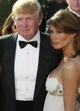 Donald Trump a Melanie Trump spolu mají syna Barrona.