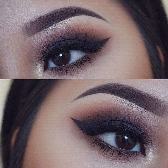 Zjistěte, jak nalíčit oči, aby jejich barva skutečně vynikla, a jakou výjimku mají hnědé oči