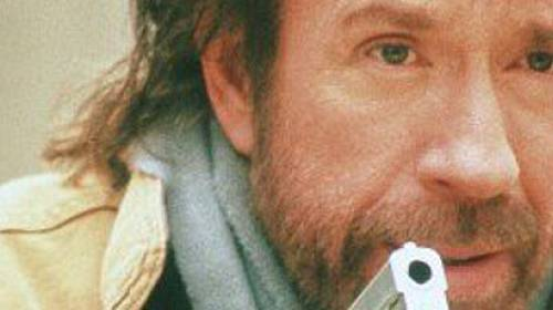 Chuck Norris je všude!
