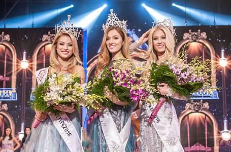 Vítězkou soutěže Česká Miss 2016 se stala Andrea Bezděková