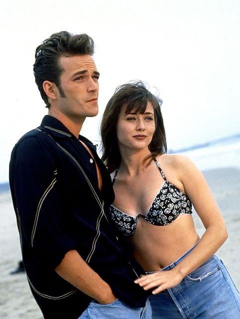 Luke Perry v seriálu Beverly Hills 90210