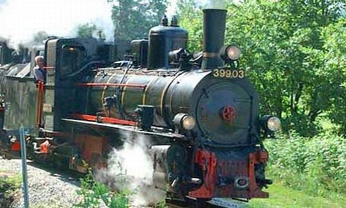 Waldviertelská železnice, Gmünd