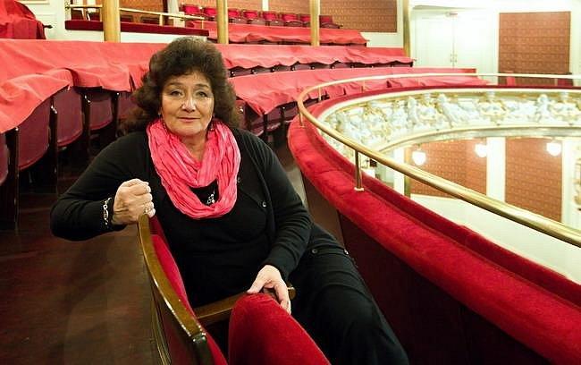 Sylvie Bodorová, česká hudební skladatelka