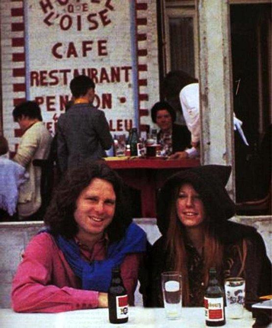 Jim Morrison (+ 3. července 1971)