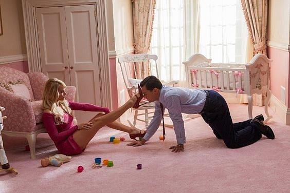 Vlk z Wall Street ukázal, že DiCaprio nemá herecké hranice.
