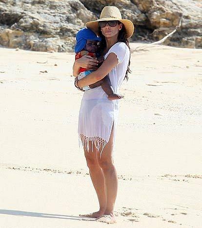 Sandra Bullock se svým adoptivním synem