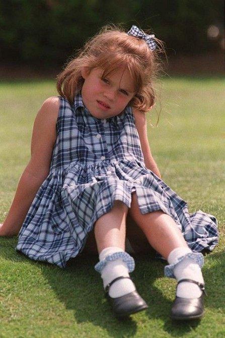 Princezna Eugenie