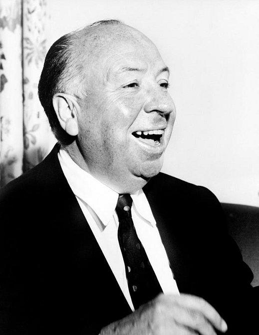 Alfred Hitchcock (1899-1980), britsko-americký filmový režisér