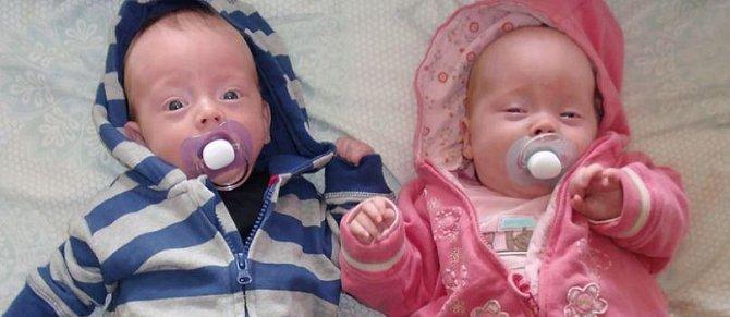 Jamie a Emily