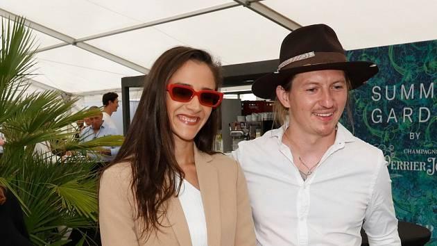 Eva Burešová a Přemek Forejt jsou neuvěřitelně šťastní.
