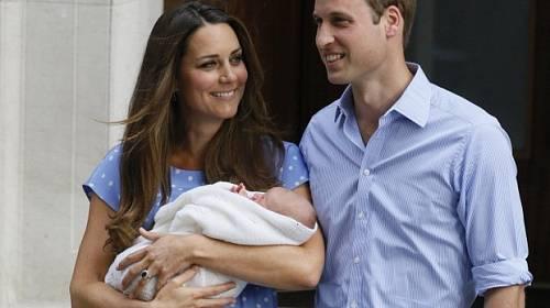 Horký kafe ze světa celebrit: Kata a William mají synka. Co čeká královské dítě?
