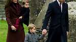 FOTOGALERIE: Nejroztomilejší snímky George a Charlotte! Je Kate skutečně opět těhotná?