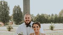 Ally a Amos jsou již manželé.