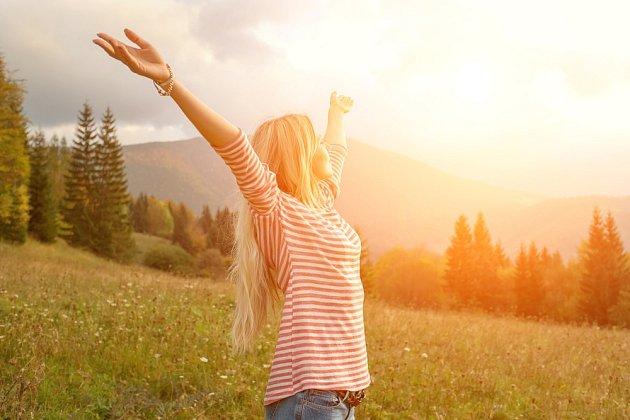 Naučte se prožívat štěstí