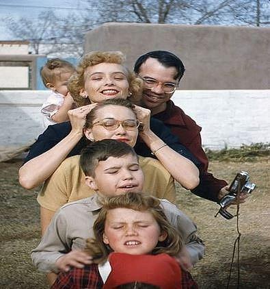Pohodová rodinka...