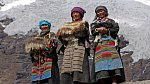 Ilustrační foto - Tibeťanky v Nepálu