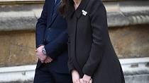 Takhle spokojeně vypadala Kate 1. dubna letošního roku.