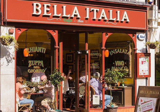Itálie je Bella Figura sama o sobě.
