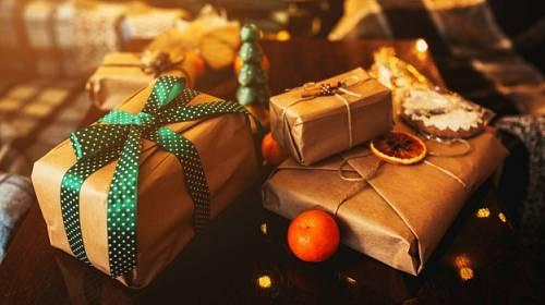 Dárky na Vánoce