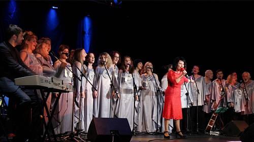 Vychutnejte si čtvrtou adventní neděli s Gospel Time Party