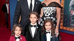 Matthew McConaughey s rodinou