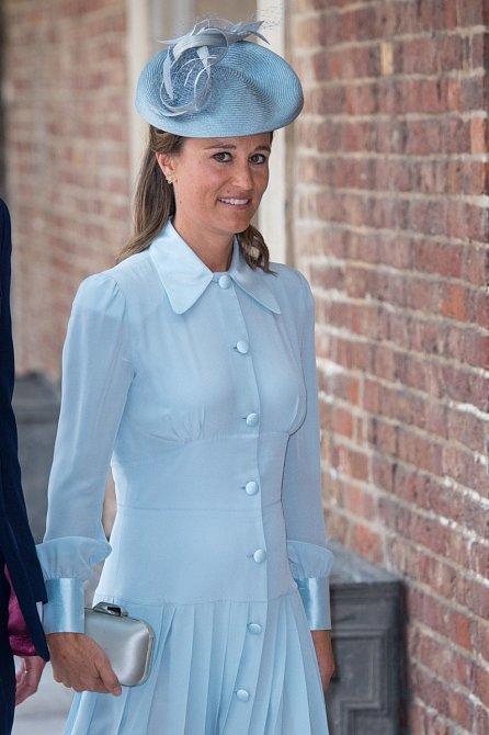Sestra Kate Pippa porodí letos své první dítě.