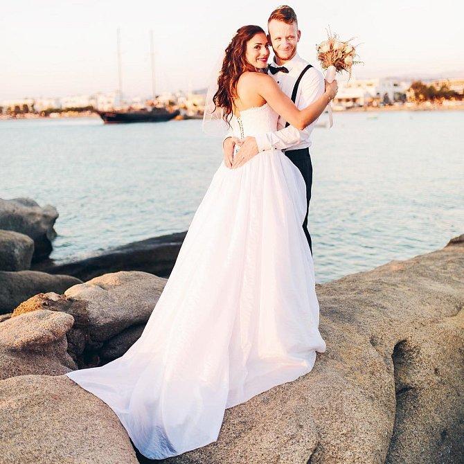 Rini Frey se před dvěma lety vdala.