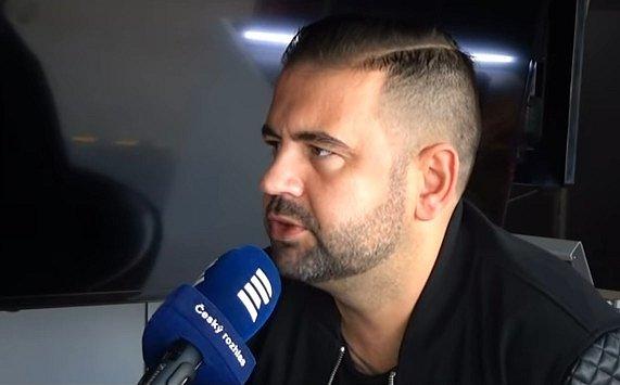Radek Kašpárek v rozhovoru pro Radiožurnál