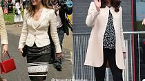 Vévodkyně Kate prošla velkou módní proměnou.