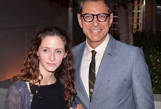 Jeff Goldblum a Emilie Livingston - 30 let