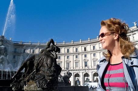 Cestování se Simonou Stašovou: Řím, moje láska
