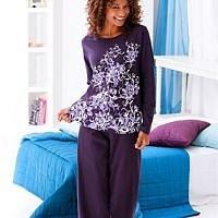 Květované pyžamo