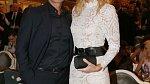 Daniela Peštová s manželem