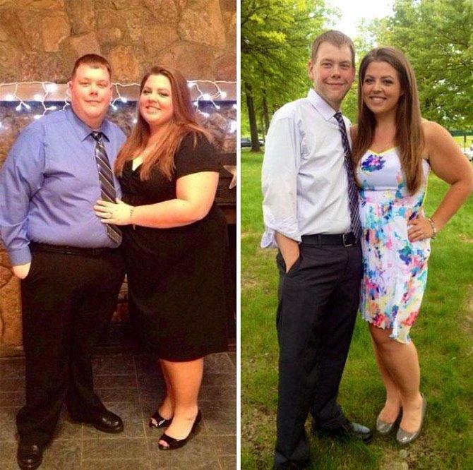 Rozhodli jsme se změnit naše životy! Jsme teď šťastnější a také zdraví!