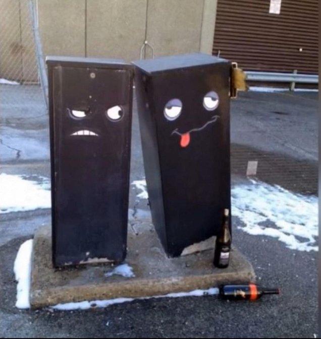 Umění ulice aneb Tohle byste cestou do práce chtěli potkávat také!