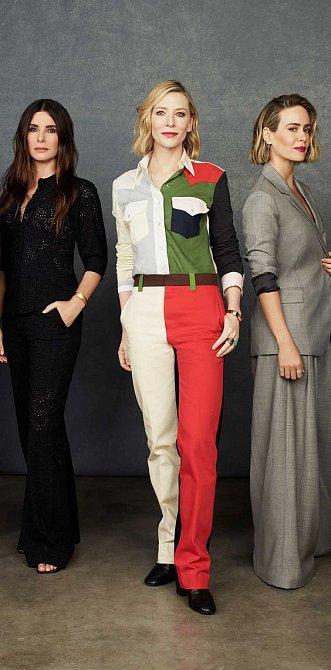 Přátelství s Cate Blanchett a Sarah Paulson trvá už mnoho let.