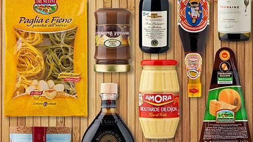 Přijďte ochutnat salámky, foie gras či sýry