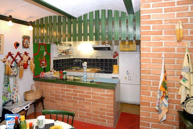 Netradiční pojetí kuchyně podle Petra Vondráčka.
