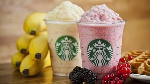 Letní osvěžení ve Starbucks