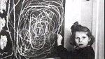 Dívenku, která přežila holocaust, požádali, aby nakreslila domov...
