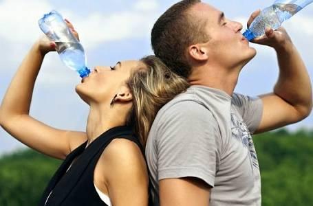 Bez vody není život.